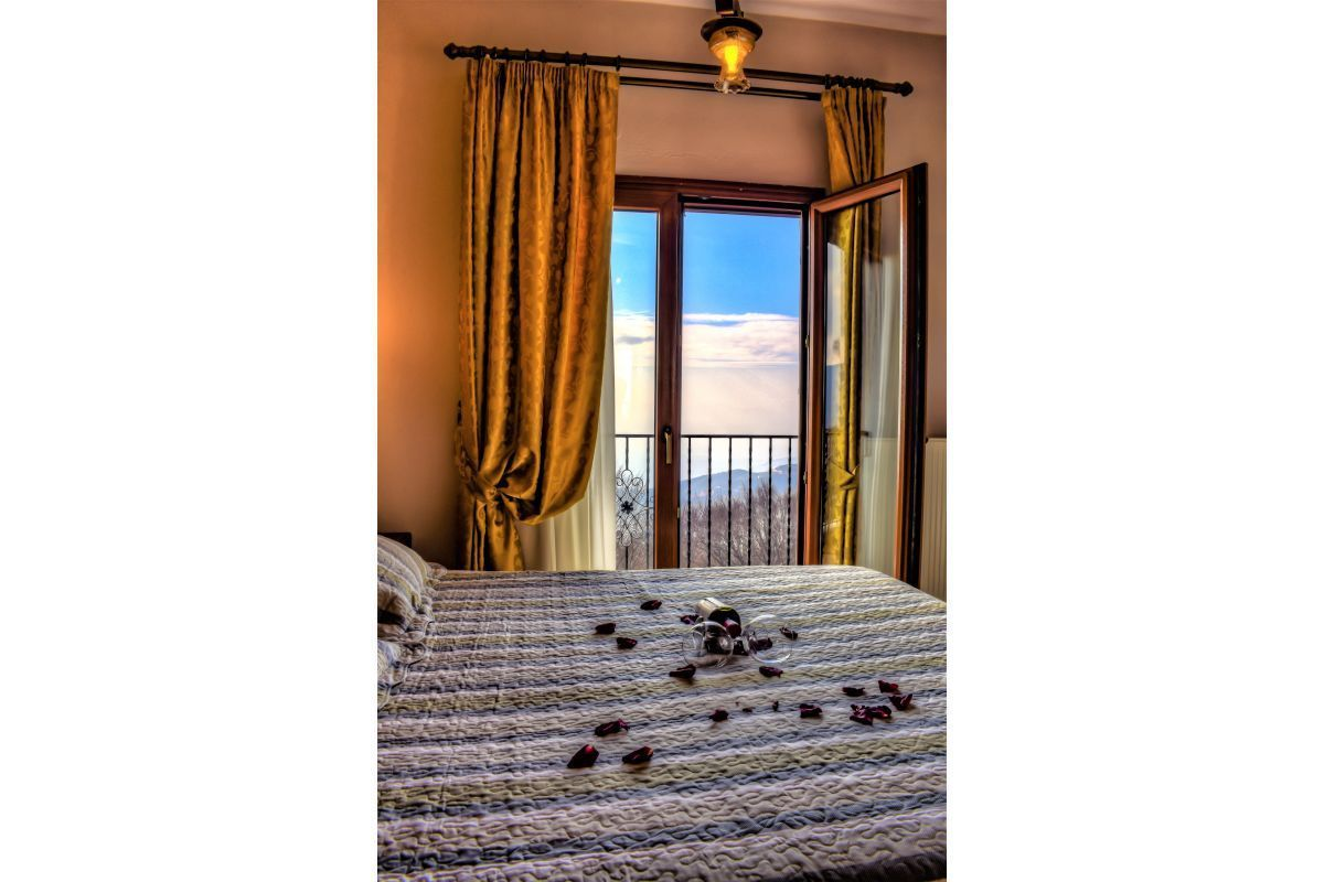 Double Rooms with panoramic view